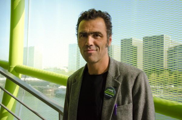 Guillaume Abou, directeur Salon C!Print. L'édition 2015 aura lieu du 3 au 5 février à Lyon