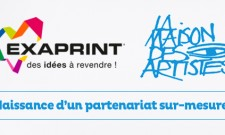 Chez Exaprint, les créatifs sont avant tout nos partenaires. C'est pourquoi nous tâchons de développer au fil des ans des partenariats avec de nombreux acteurs du monde des arts graphiques. Parmi ces initiatives, nous travaillons depuis plusieurs années avec la Maison des Artistes, la plus importante association d'artistes en France.