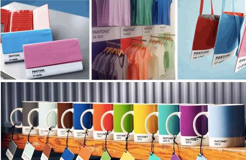 #Exalphabet, nuancier couleur : Pantone_nuancier