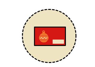4 Idées d'utilisation des étiquettes pour les fêtes