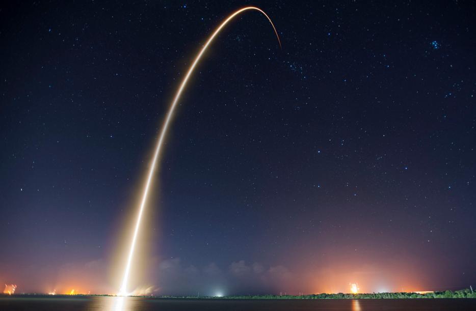 fusée décollage flickr 2015