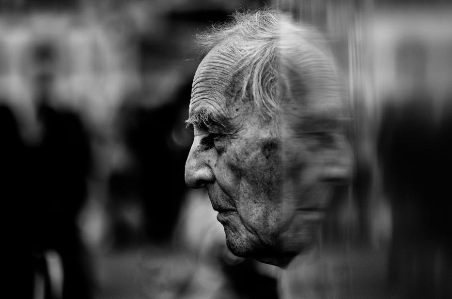 portrait vieil homme