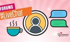 Live Chat : nos forums plus interactifs que jamais !