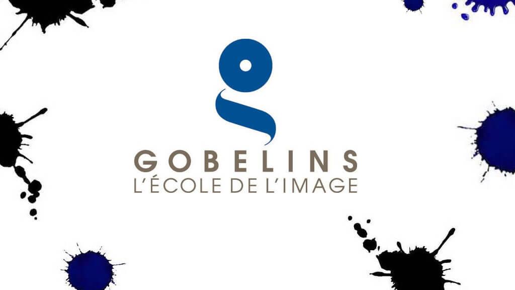 logo école de l'image gobelins