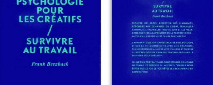 Livre : Psychologie pour Créatifs