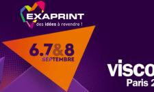 Calendrier des conférences d'Exaprint à VISCOM 2016