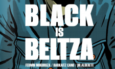 """Bande dessinée : """"Black is beltza"""""""