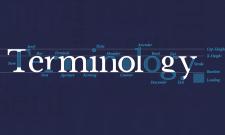 Un outil pour mieux comprendre les termes typographiques