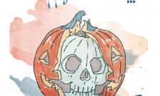 Des créations françaises de flyers et packagings pour Halloween