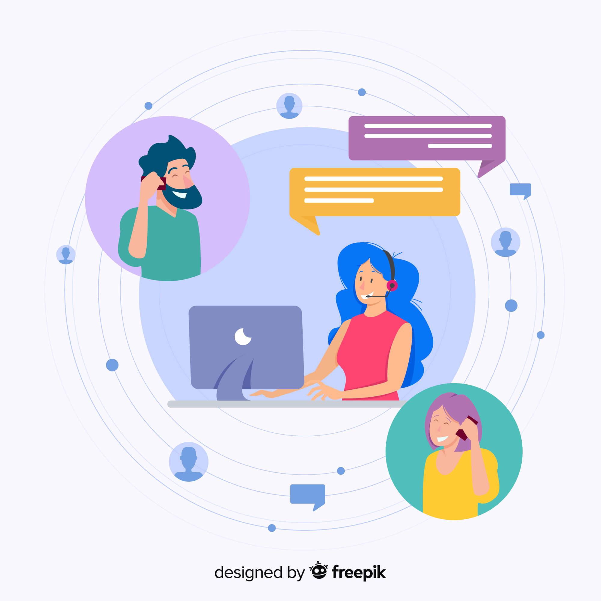 relation client web