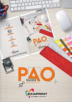 La Guide PAO pour une impression parfaite par Exaprint