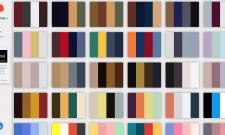 Colordrop : outil d'inspiration couleur