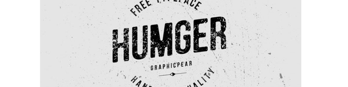 Humger-typographie-gratuite_1
