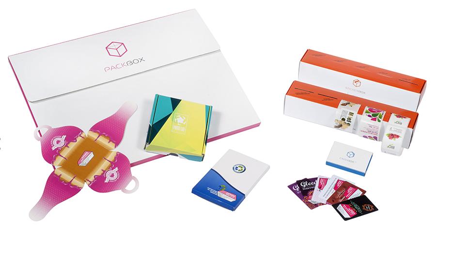 packprint exaprint échantillons