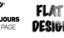 article flat design