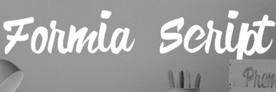 formia typographie exaprint