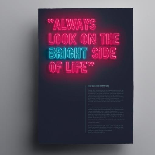 neoneon typographie gratuite 4