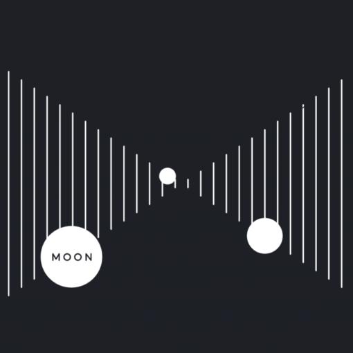 moon typographie gratuite exaprint 1