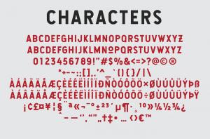 typographie hansief