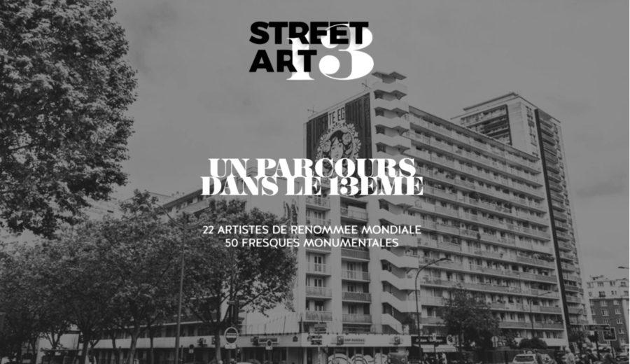 Parcours Street Art 13