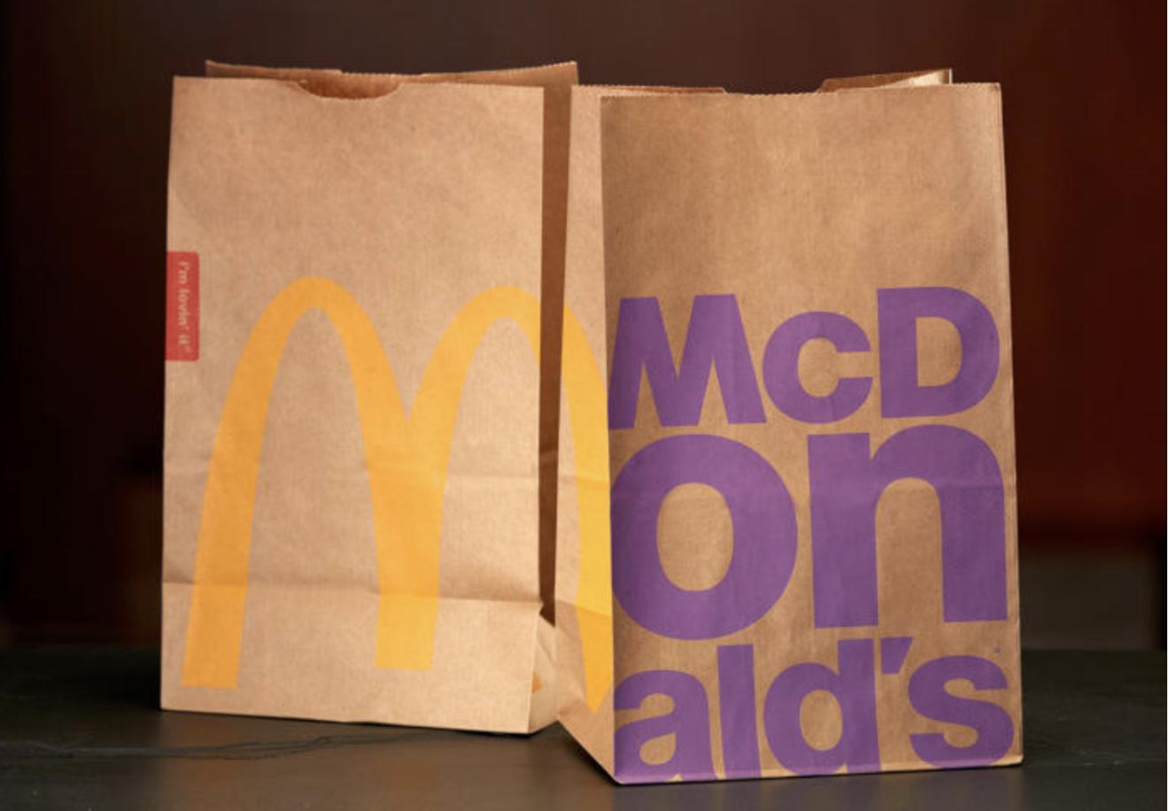 Nouveau packaging mcdonalds 2016