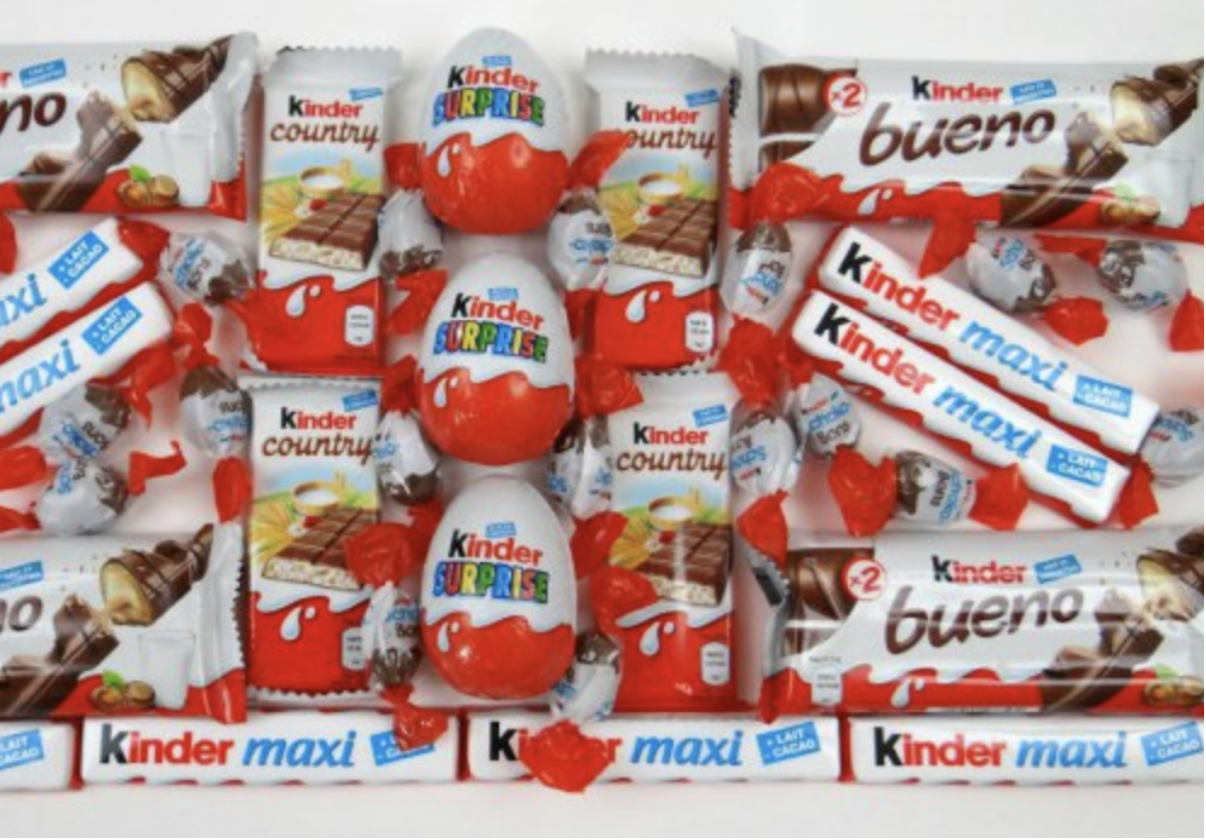 Packaging Kinder