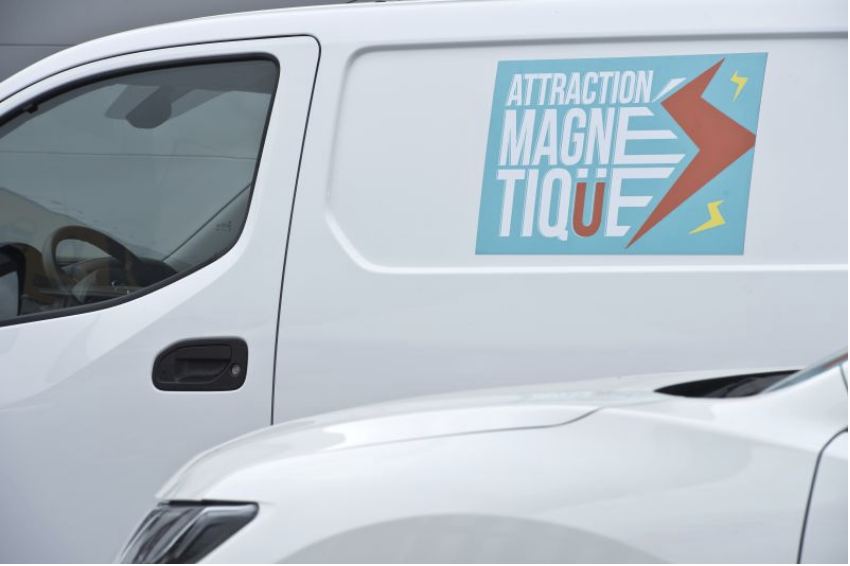 Magnet véhicule