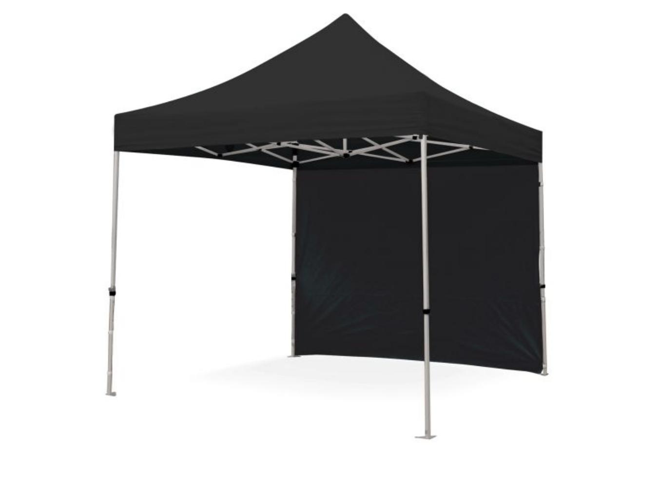 Tente pour stand extérieur communication
