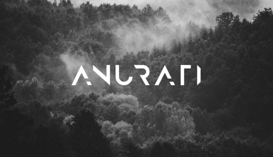 Typographie gratuite Anurati