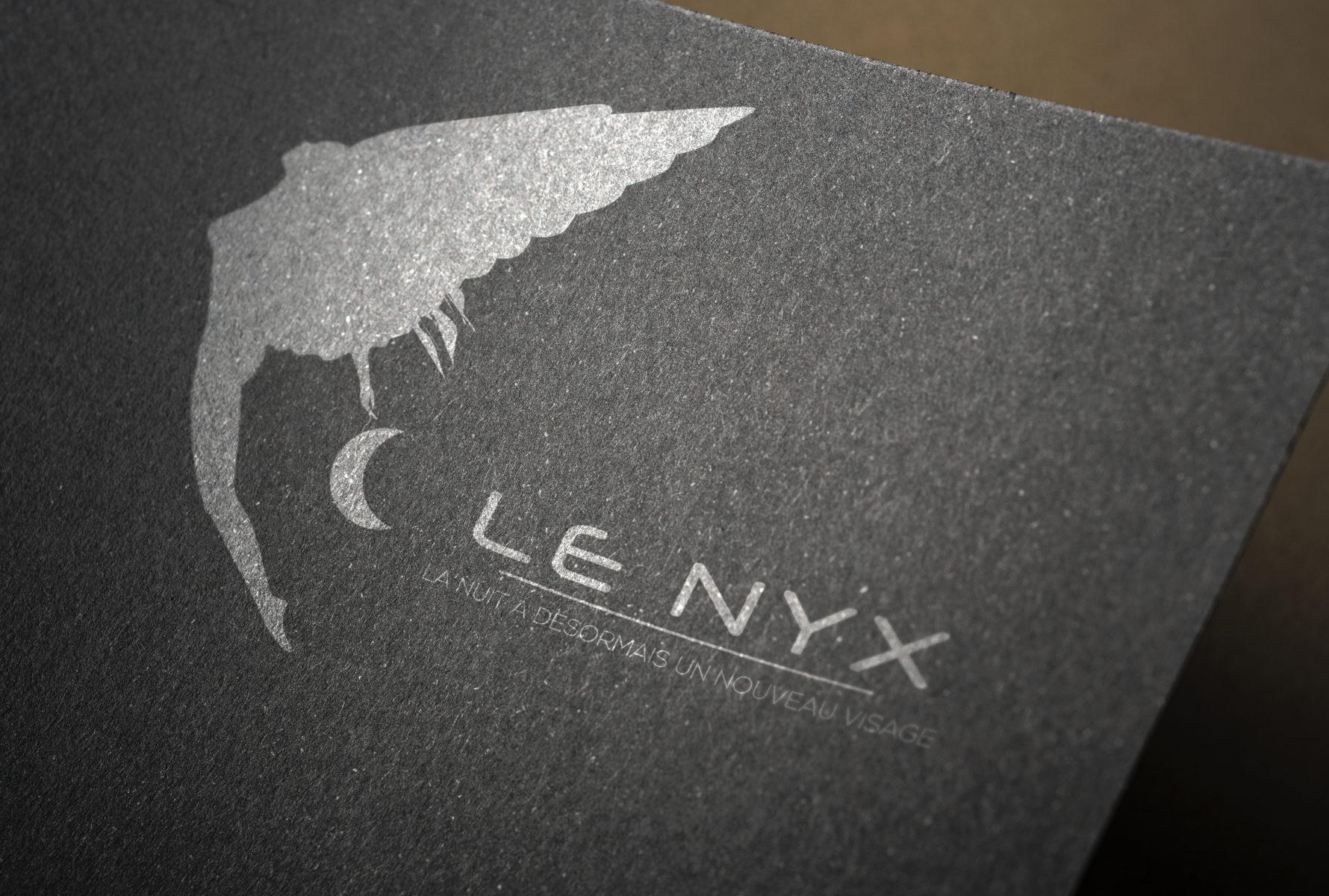 carte de visite le nyx