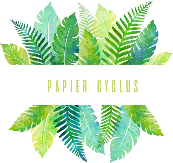 produits papier cyclus écolo exaprint