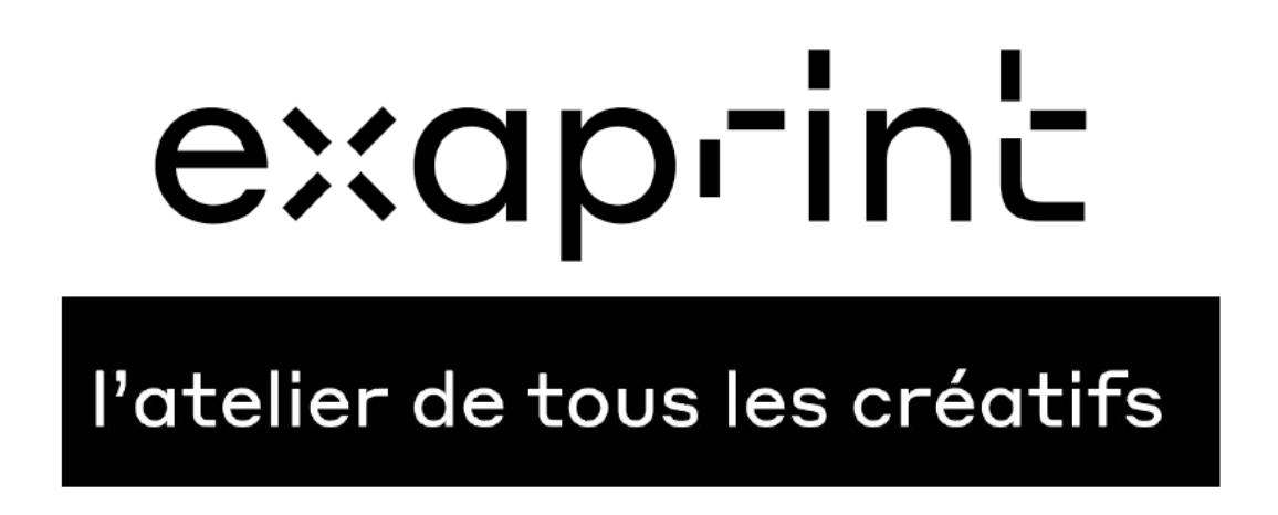 nouveau logo exaprint