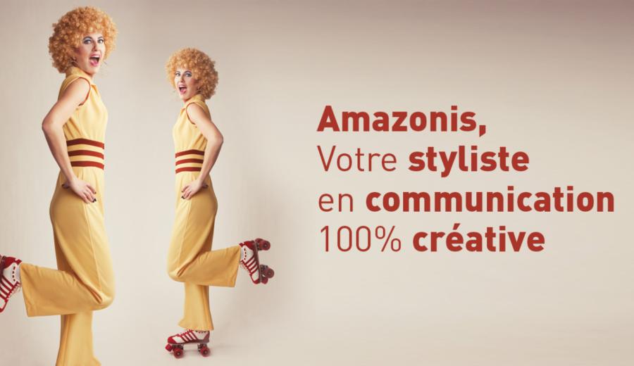 Succes story : agence de communication Amazonis