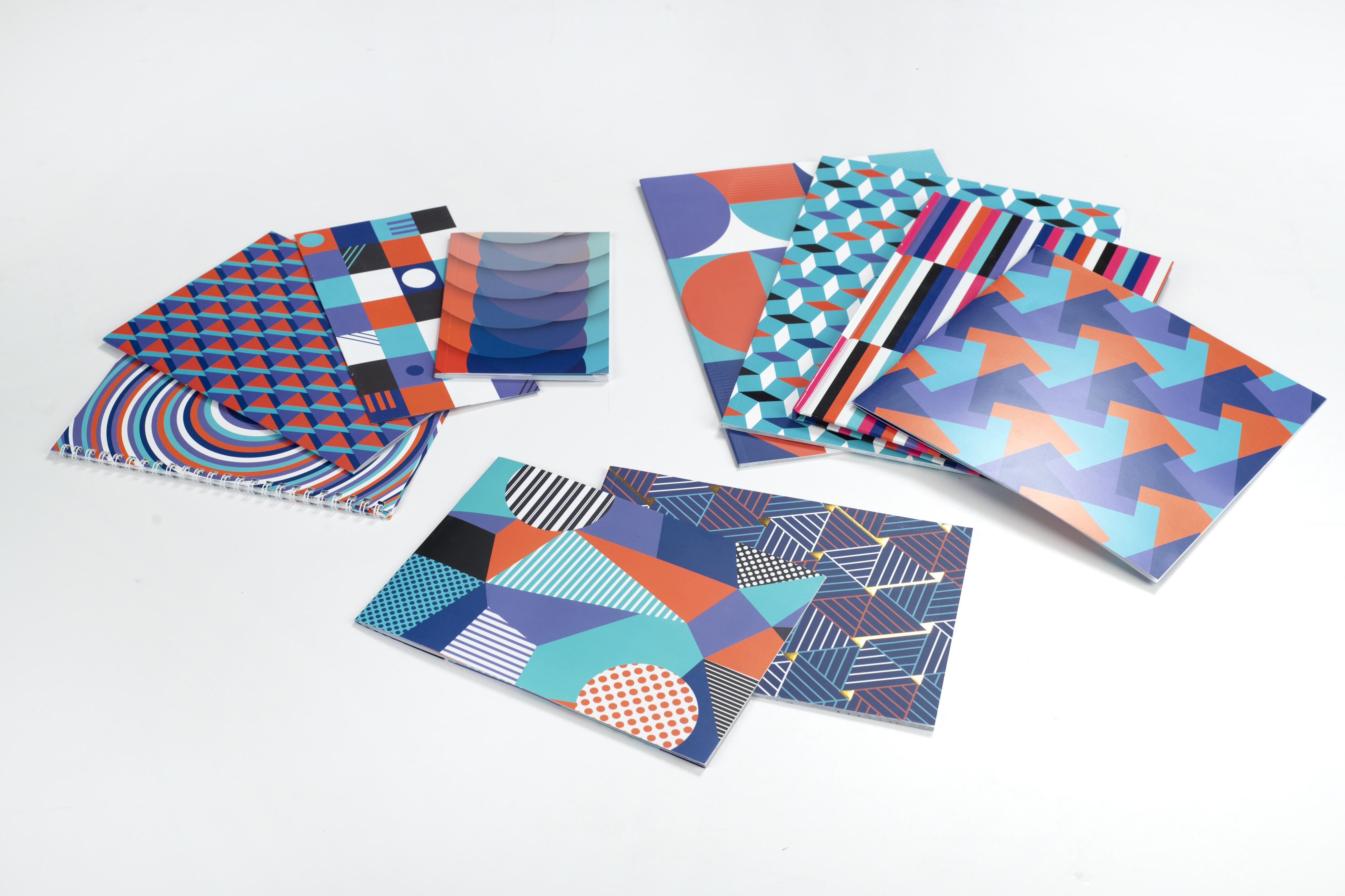 exaprint pack échantillon brochure entier