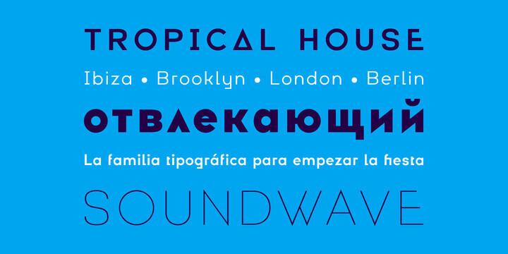 typographie electronica dans plusieurs langues