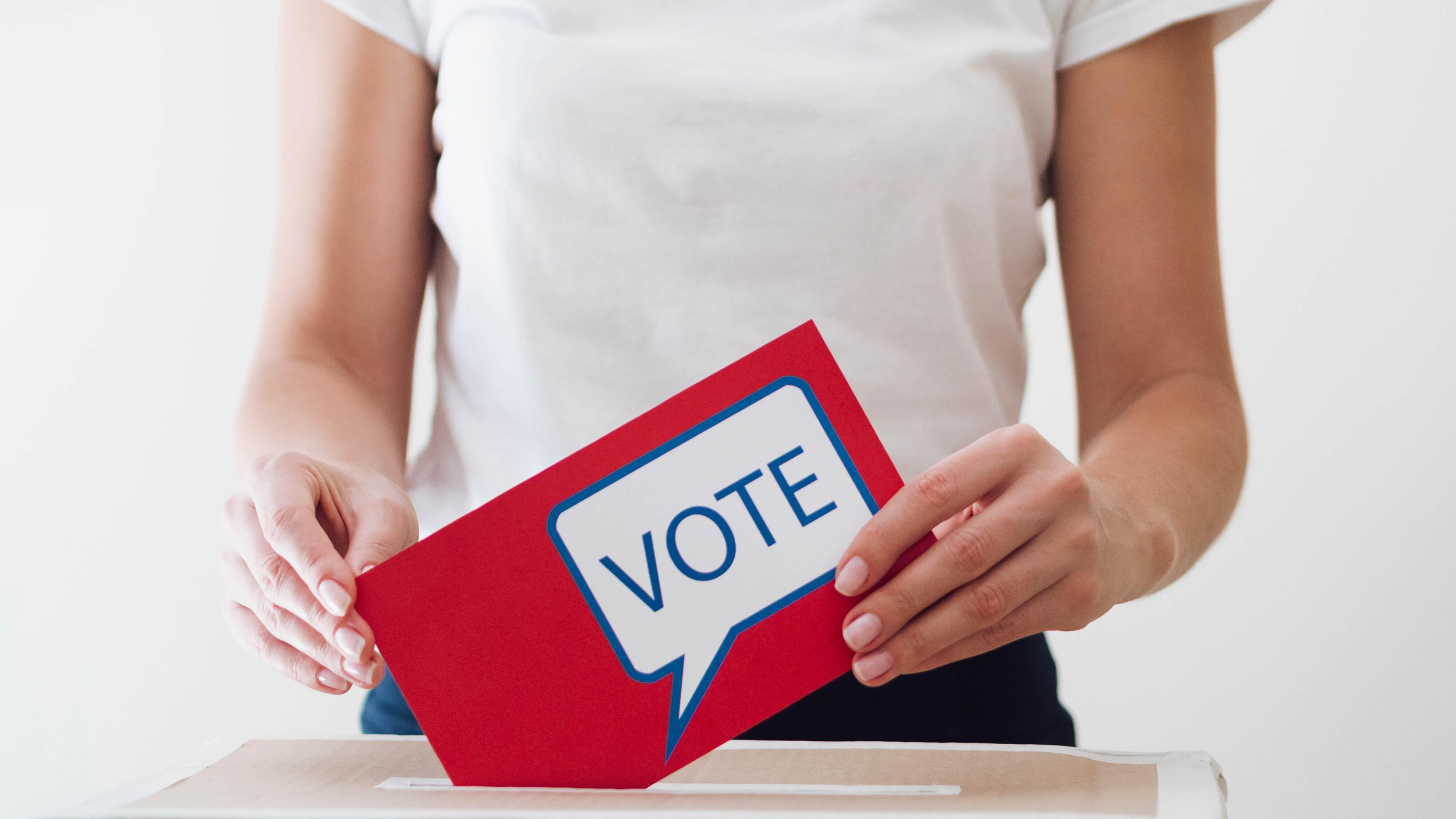 vote élections 2020