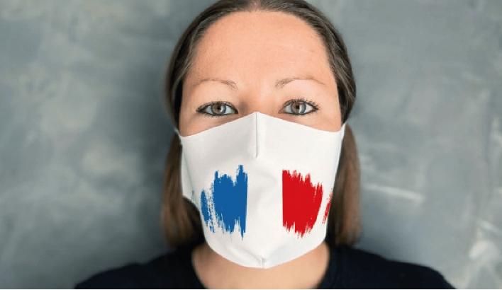 masque de protection tissu