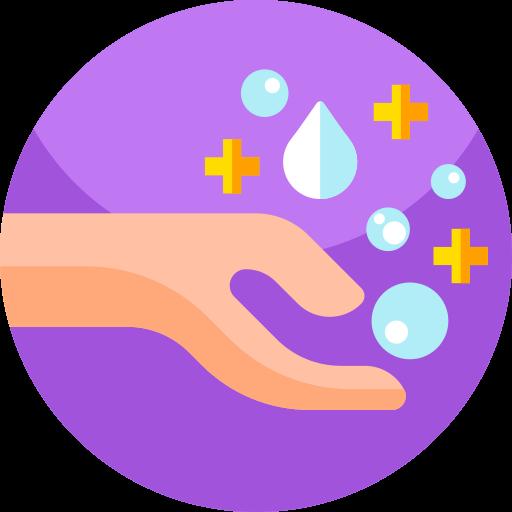 icone se laver les mains