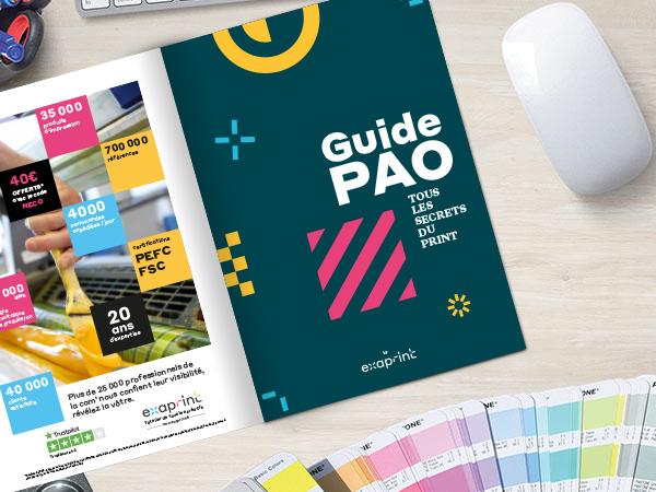 guide PAO de pre-impression exaprint