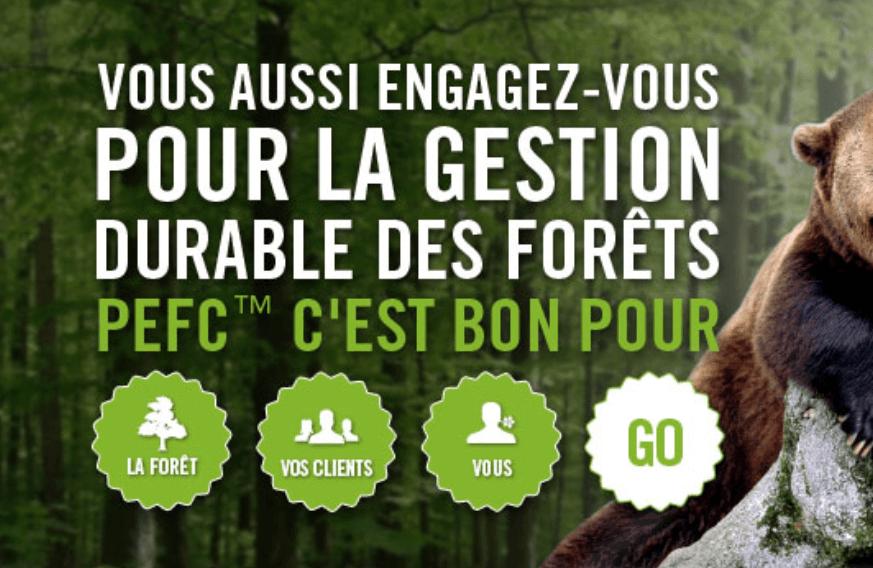 certification pefc pro environnement