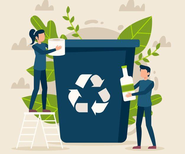 recyclage papier ecoresponsabilite