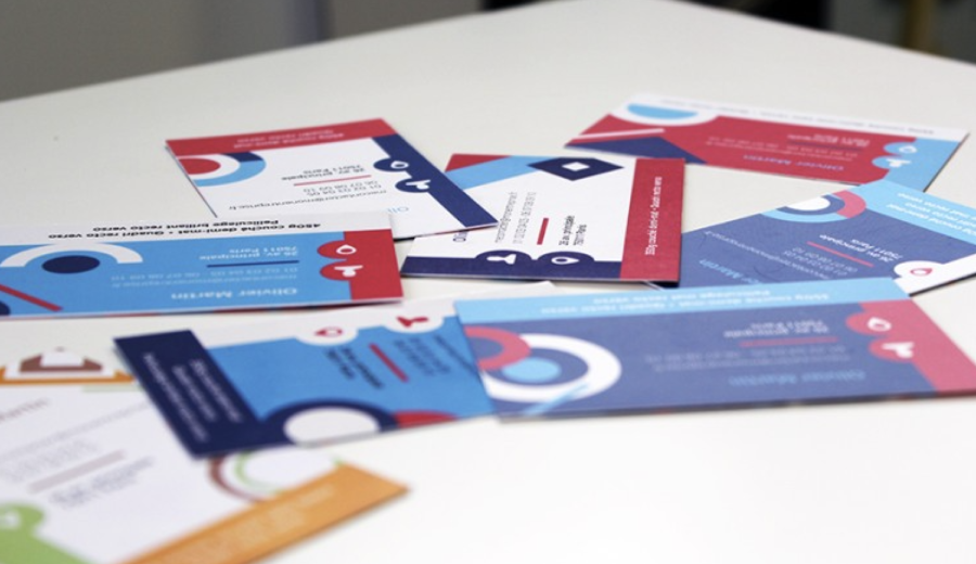 cartes de visite finitions made in france exaprint