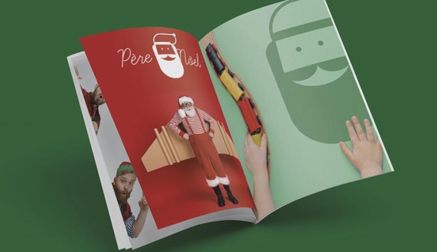 brochure catalogue du pere noel