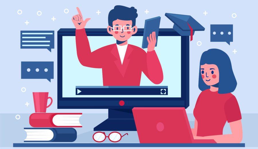 formation en ligne tutoriel outil web