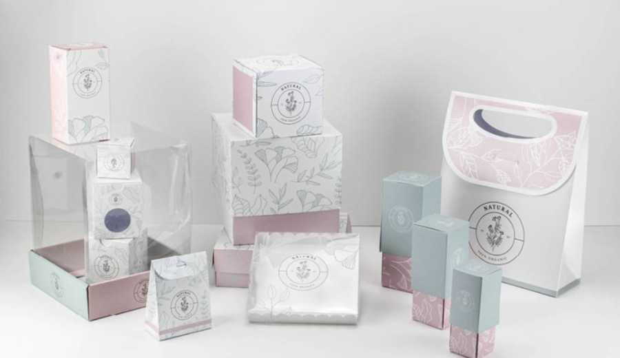 packaging cadeau cosmetique