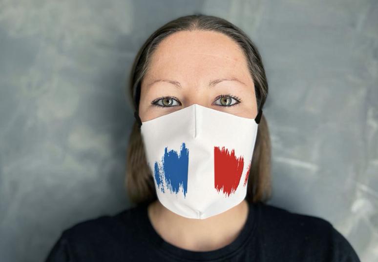 masque en tissu exaprint