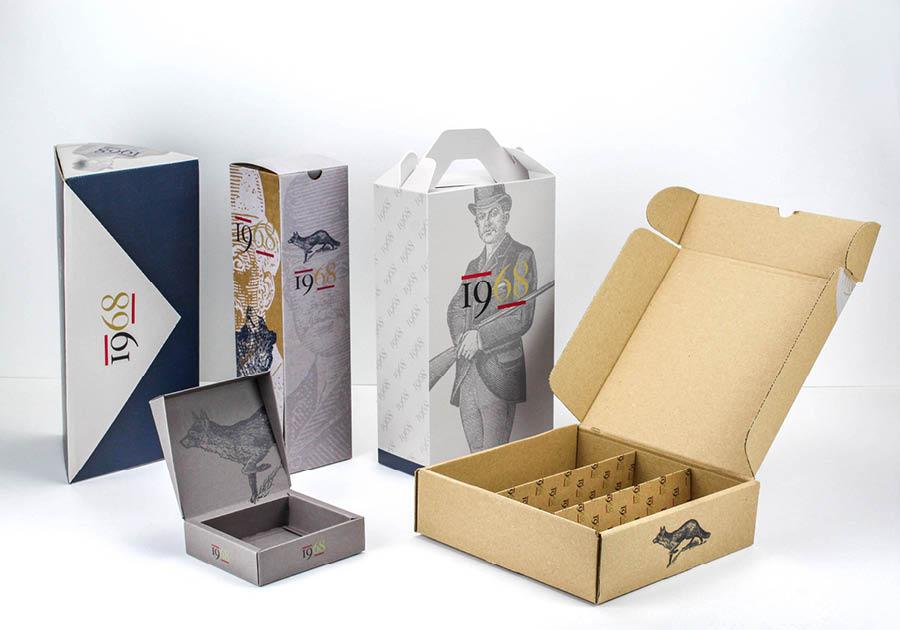 packaging bouteilles personnalisables