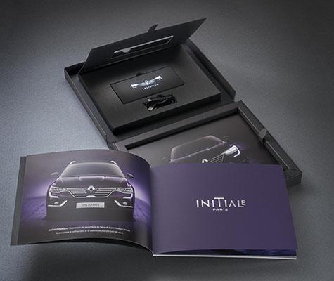 coffret Talisman Renault