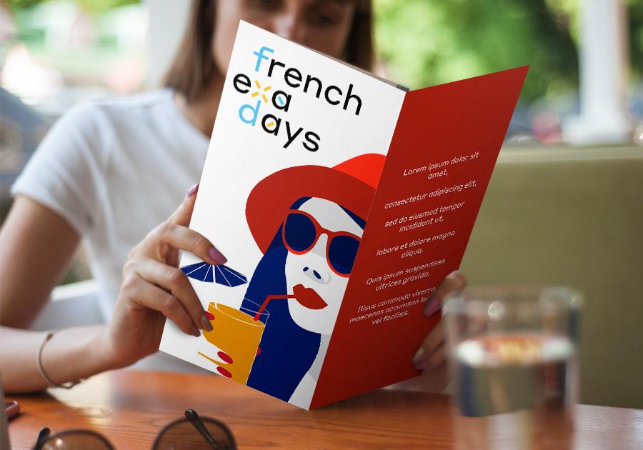menu restaurant french exa days