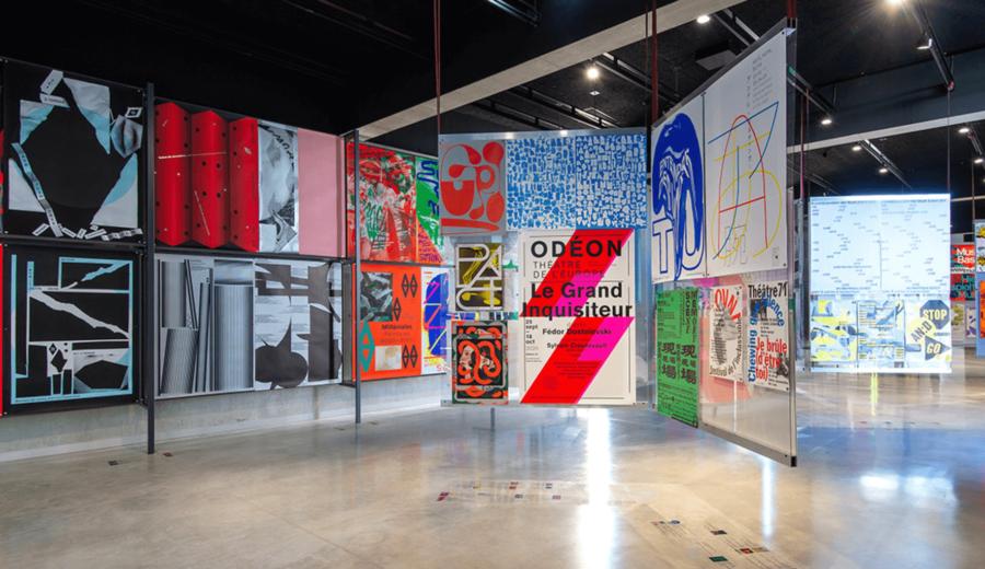 exposition biennale internationale de design graphique